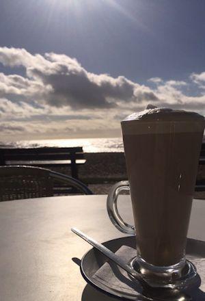 Sea Lane Cafe latte